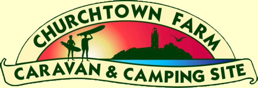 Churchtown Farm Caravan and Camping Site Logo